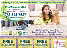 Wayne Tile Rockaway Nj by Procleanersnj Carpet Cleaning Nj Upholstery Cleaning Nj Tile And