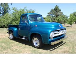 100 55 Ford Truck For Sale 19 F100 For ClassicCarscom CC1110020