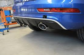 Rear Exhaust Right - Left 150x105 With Valve For AUDI RS Q3 2.5 TFSI ... F150 42008 Catback Exhaust Touring Part 140137 Round Dual Exhaust Tips Srt Hellcat Forum News About Dodge Challenger 2017 Dodge Tips Mbrp T5156blk Dual Wall Angled Tip 99 Silverado 53 Chevy Truckcar Gmc Truck Details On My Design For A Tip System Chevrolet With Single Bumper Ram Forum 35 Double Stainless Steel Slanted Cut Page 12 2016 Honda Civic 10th Gen Type R Side Exit 3 Attachments