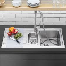 CDA CHA24 Charcoal Filter Twin Pack Compatible With ECH617191101 Hoods Amazoncouk Kitchen Home Cleaning Brushed Steel Splashback