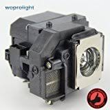 replacement projector l bulb elplp15 v13h010l15
