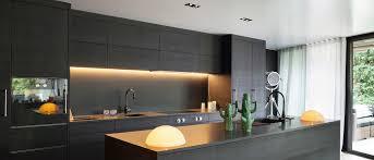 wie eine küche beleuchtet küchenbeleuchtung design