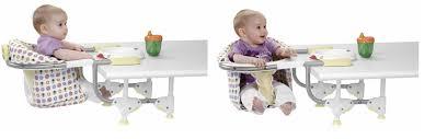 siege de table bébé bébé la chaise haute diy inside natachouette co