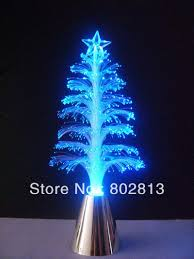 Mini Fibre Optic Christmas Tree by Awesome Christmas Tree Decorations With Massive Colorful Lamp Also