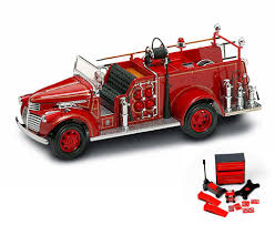 Diecast Car & Mechanic Set Package - 1941 GMC Fire Truck, Red - Road ... Amazoncom Eone Heavy Rescue Fire Truck Diecast 164 Model Diecast Toysmith Jual Tomica No 108 Truk Hino Aerial Ladder Mobil My Code 3 Collection Spartan Ss Engine Boley 187 Scale 5 Flickr Toy Stock Photo Picture And Royalty Free Image Hot Sale Kids Toys For Colctible Hanomag L28 Altas Rmz Man Vehicle P End 21120 1106 Am 2018 Sliding Alloy Car Children Toys Oxford 176 76dn005 Dennis Rs Nottinghamshire Mini Trucks 158 Remote Control Rc And Ambulances Responding To Structure