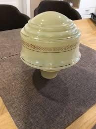 erco leuchten no 321 vintage glas deckenleuchte