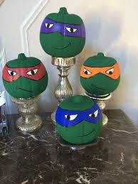 Free Ninja Turtle Pumpkin Carving Patterns by Teenage Mutant Ninja Turtle Pumpkin Heads Halloween Holidays