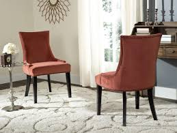 Upholstered Dining Chairs With Nailheads by Set Of 2 Dining Seats Safavieh Com