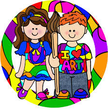 Svg Black And White Library Creative Picasso Kids New Clip Art This Freeuse Download Children Playing On Playground