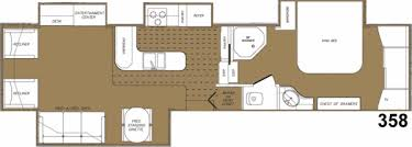 Montana Fifth Wheel Floor Plans 2006 by Our Home On Wheels