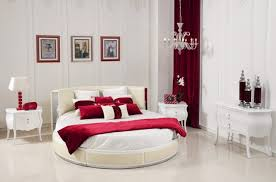 Brilliant Bedroom Decorating Ideas Red White And Black Room For