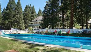 Wawona Hotel Dining Room by Big Trees Lodge Formerly Wawona Hotel In Yosemite My Yosemite Park