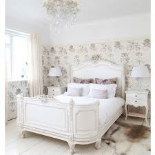 Distressed White Bedroom Furniture by Distressed White French Country Blog