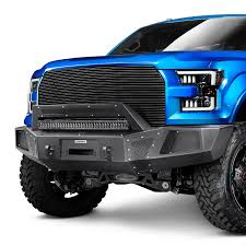 100 Replacement Truck Bumpers Go Rhino BR Series Full Width Front HD Winch Bumper