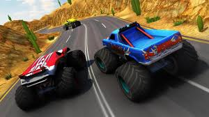 100 Monster Trucks Free Games Truck Racing Racing Videos For Kids Girls Baby Android