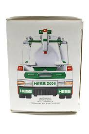 100 2006 Hess Truck Toy And Helicopter Operating And 12 Similar Items
