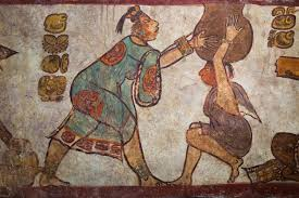 San Bartolo Murals National Geographic by 06 Calakmul Painting Everyday Life Ngsversion 1470953911063 Adapt