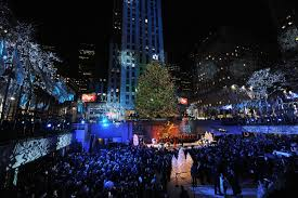 Rockefeller Christmas Tree Lighting Performers by Tree Lighting Gala At Pulse Restaurant New York Holiday Events