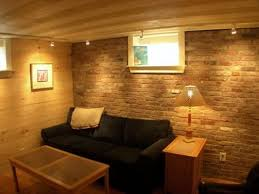 Exposed Basement Ceiling Lighting Ideas by Peachy Design Low Ceiling Basement Lighting Ideas For Decorating