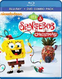 Spongebob Halloween Dvd Episodes by Amazon Com Spongebob Squarepants It U0027s A Spongebob Christmas
