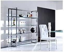 loft regal design chrom und glas melbourne