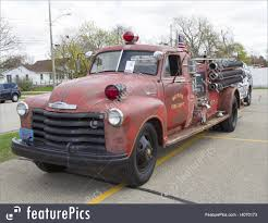 Picture Of 1951 Chevy Fire Truck