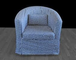 Ikea Tullsta Chair Slipcovers by Custom Ikea Pello Slip Cover Multiple Prints
