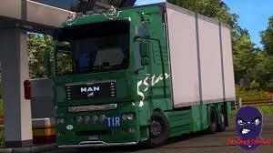 100 Tandem Truck TANDEM GamesModsnet FS19 FS17 ETS 2 Mods