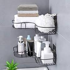 duschkorb weiß mit haken zum einhängen duschregal badregal