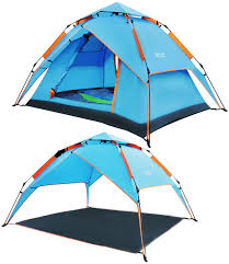 100 Ozark Trail Dome Truck Tent 4 Person Instant Instructions Coleman