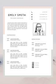 Modern Resume Template | CV Template + Cover Letter ... 12 Amazing Education Resume Examples Livecareer 50 Spiring Resume Designs To Learn From Learn Best Listed By Type And Job Visual Creating Communication Templates Blank Profile Template Unique 45 Tips Tricks Writing Advice For Tote With Work Experience High School Your First Example Mark Cuban Calls This Viral Amazingnot All 17 Skills That Will Win More Jobs Github Posquit0awesomecv Awesome Cv Is Latex Mplate Meaning Telugu Hudsonhsme