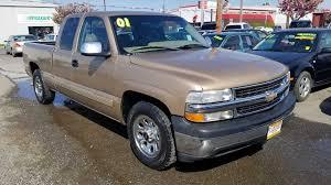 2001 Chevrolet Silverado 1500 Extended Cab 2WD Long-Bed ...