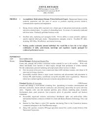 Sample Resume Director Of Development Non Profit Inspirationa Samples