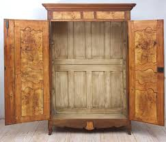 19th Century French Armoire In Walnut & Cherry With Burl Olive Ash ... Fniture Fancy Wardrobe Armoire For Organizer Idea Antique Cherry Finish Jewelry Lingerie Chest By Coaster Armoire Pictures Abolishrmcom Stellar French Louis Philippe With Fitted Sold Country Provincial 1780 Or Vintage American Phillipe Style Mt Airy Henredon Signed Neoclassical 19th Century In Walnut And Burl Brown Armoires Highly Rated Wood Wooden Luxury