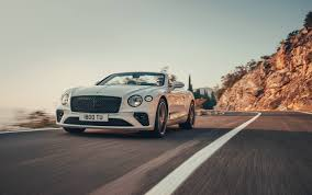 100 Bentleys On 27 The 2019 Bentley Continental Is A Leaner Sportier Grand
