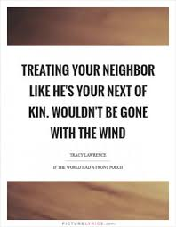 If The World Had A Front Porch Lyrics