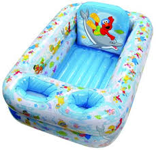 Inflatable Bathtub For Babies by Street Inflatable Safety Bathtub