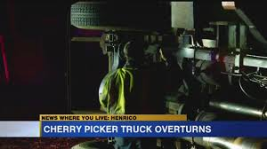 100 Game Truck Richmond Va 2 Injured After Truck Overturns On Wilkinson Road In Henrico