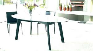 Oval Dining Table For 8 Tables Dimensions S Room Seater