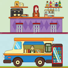 Food Truck, Cafe Car On The Street, Bakery And Coffee Shop. Cafe ... Bakery Food Truckbella Luna Built By Apex Specialty Vehicles Food Truck Candy Coated Culinista Citron Hy Bakery Pinterest Truckdomeus Lcious Truck Wrap Design And The Los Angeles Trucks Roaming Hunger Sweets Breakfast Delivery Stock Vector 413358499 5 X 8 Mobile Ccession Trailer For Sale In Georgia Sweetness Toronto 3d Isometric Illustration Pladelphia Inspirational Eugene Festival Inspires Couple To Start Their Own Laura Cox Friday