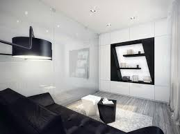 deco noir et blanc chambre chambre et blanche signification des couleurs et