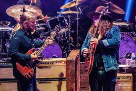 """Rockin' In The Free World:"""" Tedeschi Trucks Band Gets Political At ... Tedeschi Trucks Band Upcoming Shows Tickets Reviews More 2017 Beacon Theatre Residency Recordings Wow Fans At Orpheum Theater Beneath A Desert Sky Summer 2018 Dates Run Confirmed Live Cover Bowie Jam With Jorma Kaukonen In Boston Closes Out Capitol Full Show Pro Three Sold Nights The Chicago Photos Setlist Widespread Panic Uno Lakefront Arena New Gallery The Setlists Weve Nabbed All Songs Considered Npr"""