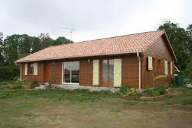 maison ossature bois cle en maison ossature bois en kit clé en n15