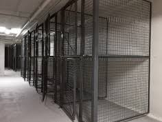 Some Of The Advantages Our Wire Mesh Tenant Storage Lockers Offer Include