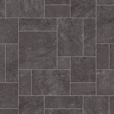Natural Stone Effect Vinyl Floor Tiles