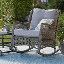 Belham Living Bristol Outdoor Rocking Chair With Cushions My Favorite Finds Rocking Chairs Down Time Exciting Rattan Wicker Chair Cushions Agreeable Fniture Rural Grey Wooden Single Rocking Chair Departments Diy At Bq Outdoor A L Hickory 7 Slat Rocker In 2019 Handsome Green Tweed Cushion Latex Foam Rustic American Sedona Lowes For Inspiring Antique Classic Check Taupe Plaid Standish Darek La Lune Collection Belham Living Raeburn Rope And Wood Walmartcom