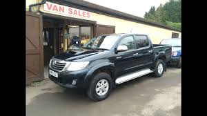 100 Toyota Pickup Truck Models 2012 TOYOTA HILUX PICKUP TRUCK REVIEW