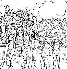 Dessin De Coloriage Transformers à Imprimer CP26465