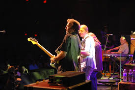Eric Clapton With The Allman Brothers Band, 2009 – Alan Paul