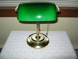 Green Bankers Lamp History by Banker Desk Lamps Bankers Lamp History Ideas U2013 Franconiaski